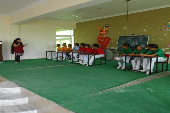 C S International School-Quiz Competition