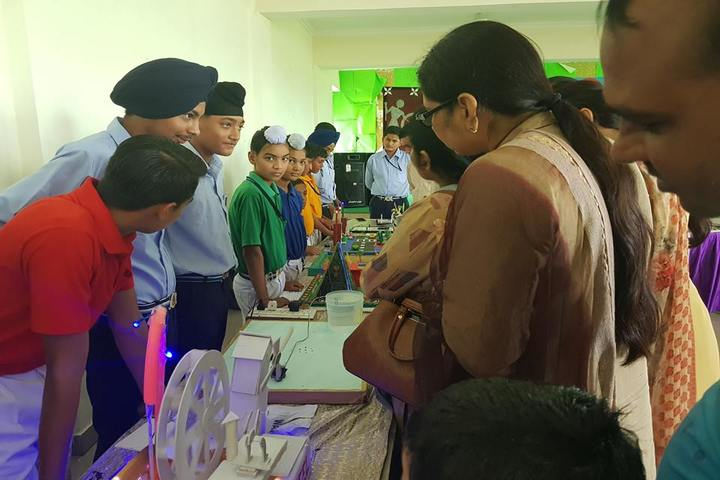 C S International School-Science Exhibition