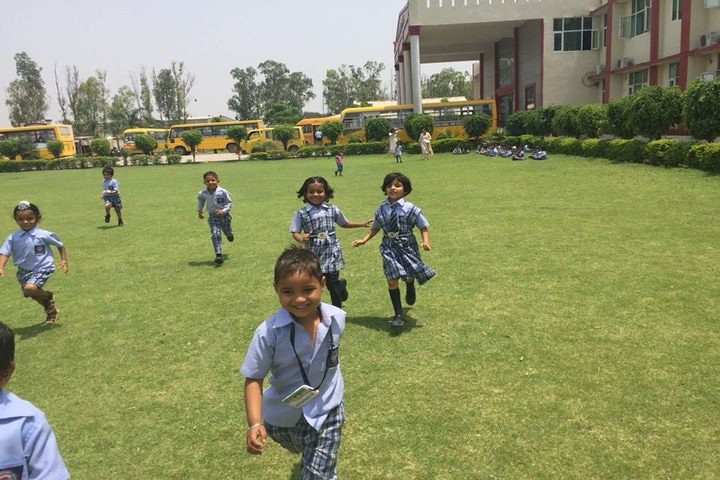 C S International School-Transport