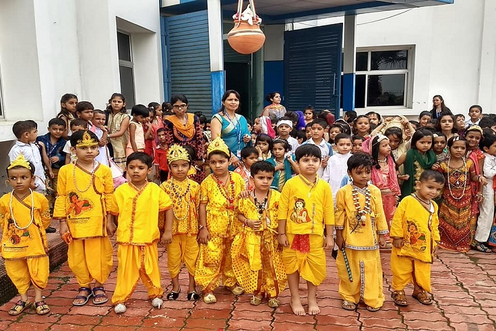CSM Public School-Janamastami Celebration