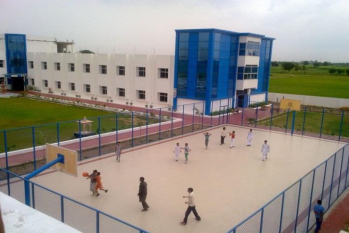 CSM Public School-playground