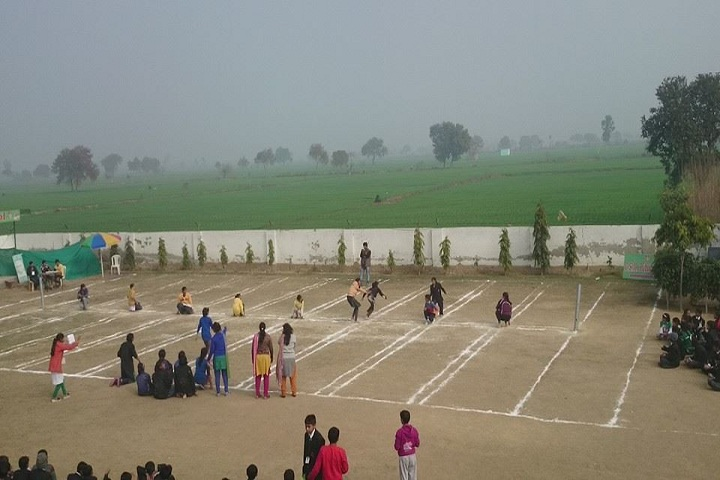 CSM Public School-Sports Day