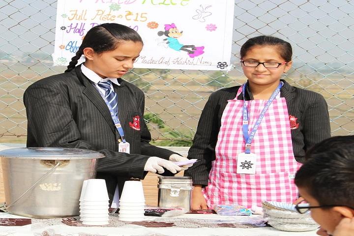 CSM Public School-stalls