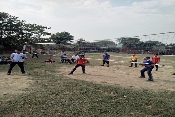 Cambridge Fields Global School-Outdoor Games