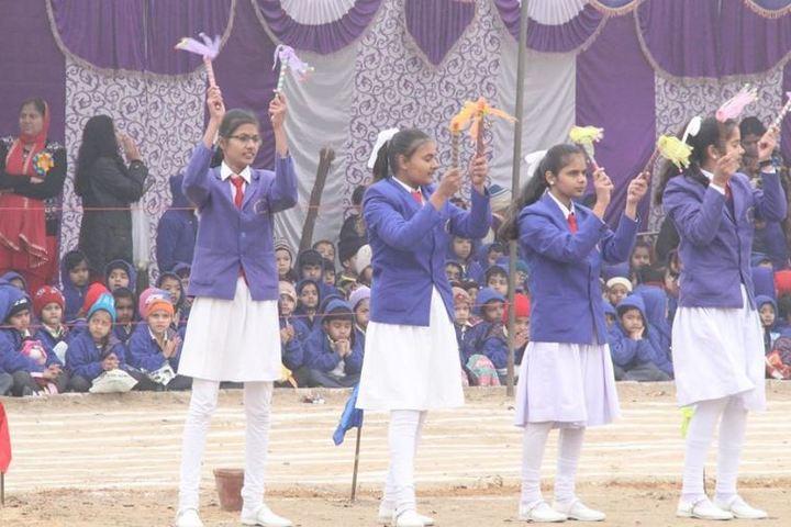 Career Planet Public School-Event