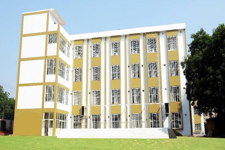 Carmel Convent School-Building1
