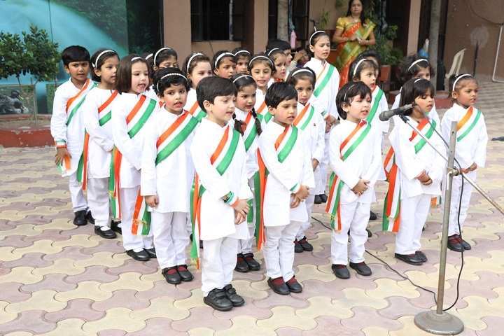 Carmel Convent School-Independence-Day