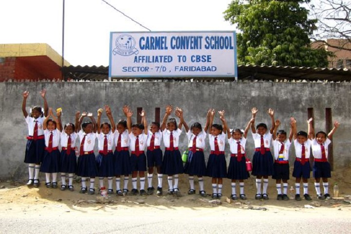 Carmel Convent School-Primary-Section