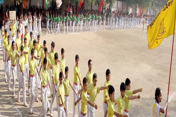 Carmel Convent School-Sports-Meet
