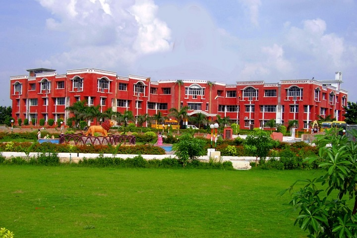 Ccas Jain Senior Secondary School-Building
