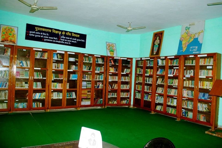 Ccas Jain Senior Secondary School-Library