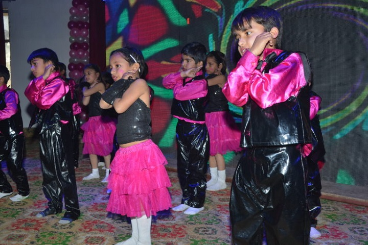 C C A S Jain Senior Secondary School-Dance Performance