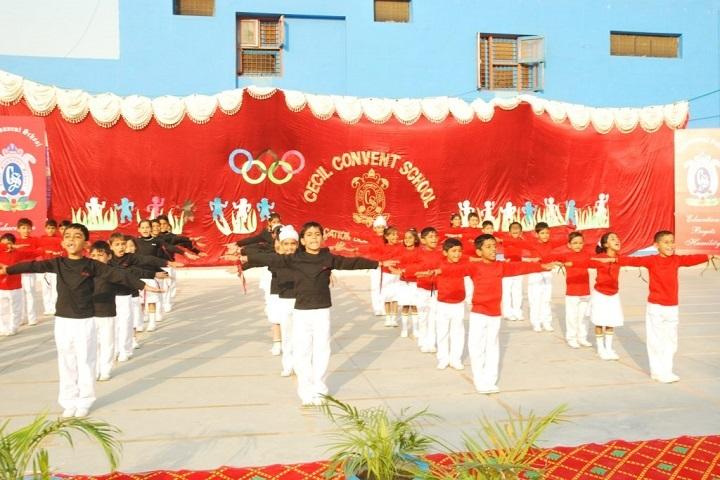 Cecil Convent School-Annual-Sports-Meet