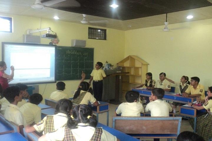 Cecil Convent School-Smart-Class