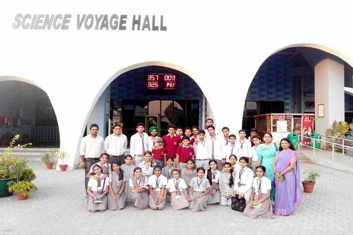 Ch Harpal Singh Convent School-Eductional Tour