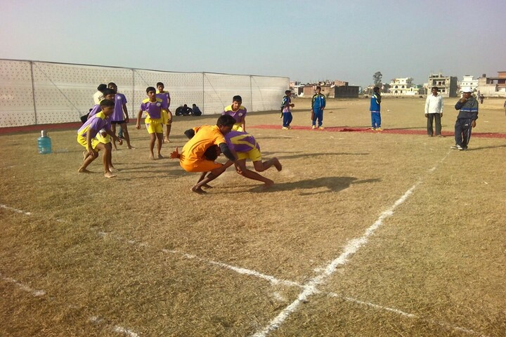 Ch Harpal Singh Convent School-Play Ground
