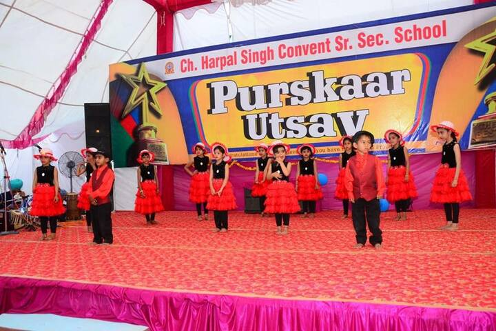Ch Harpal Singh Convent School-Utsav