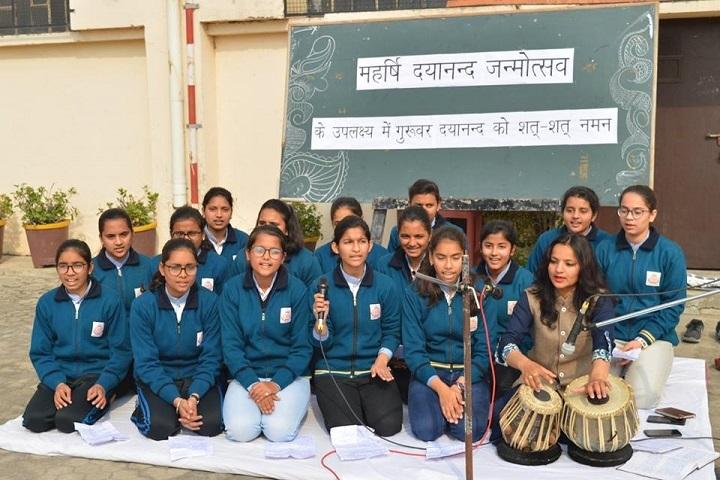 Chaman Vatika Residential Public School-Music-Competition
