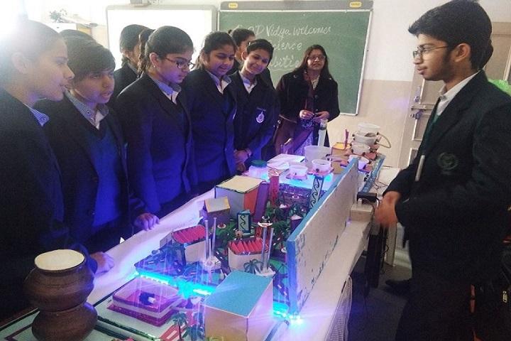 Chaman Vatika Residential Public School-Science-Fare