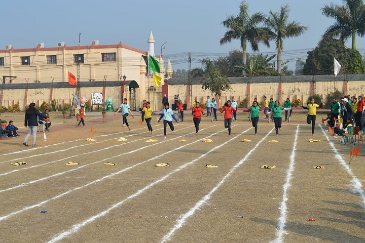 Chaman Vatika Residential Public School-Sports