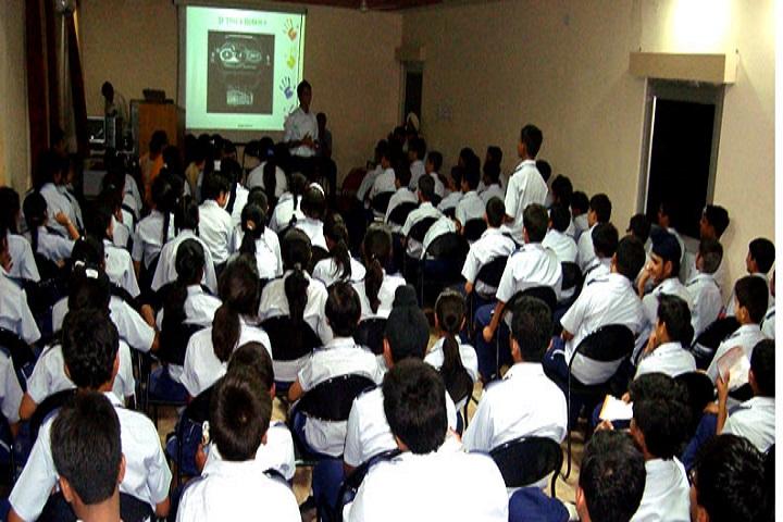 Chamanlal D A V Senior Public School-Multimedia