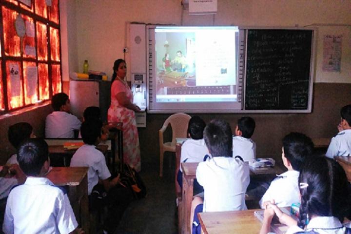 Chamanlal D A V Senior Public School-Smartclass