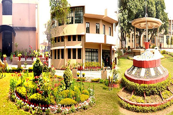 Chamanlal DAV Senior Public School-Building