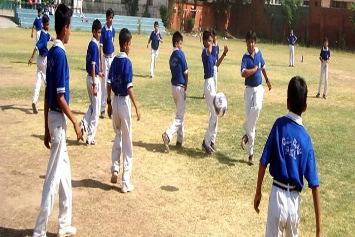 Chamanlal DAV Senior Public School-Sports