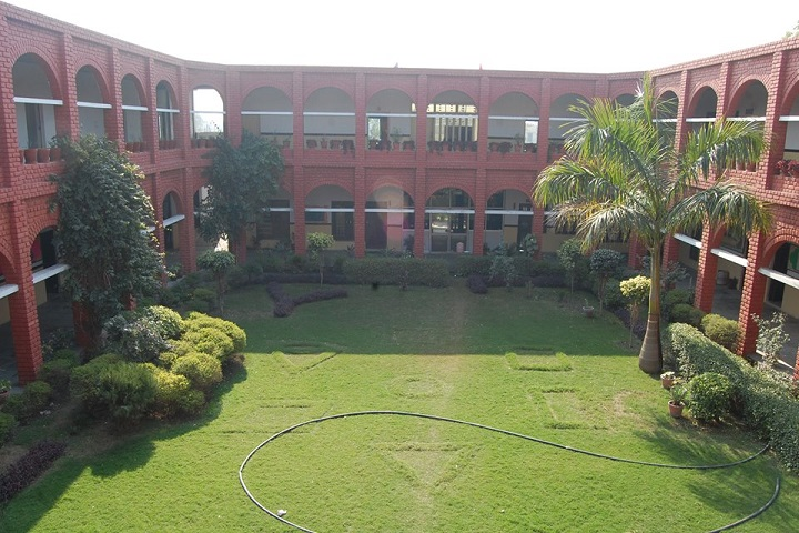 Chandan Bal Vikas Public School-Building
