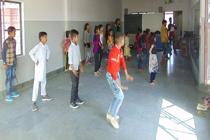 Chandan Bal Vikas Public School-Dance Room