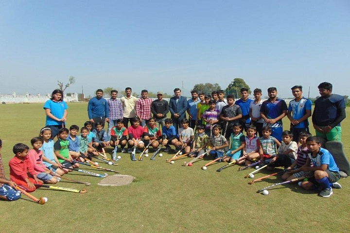 Chandan Bal Vikas Public School-Hockey-Team