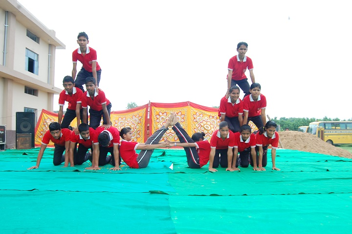 Chaudhary Chainsukh Senior Secondary School-Athletics