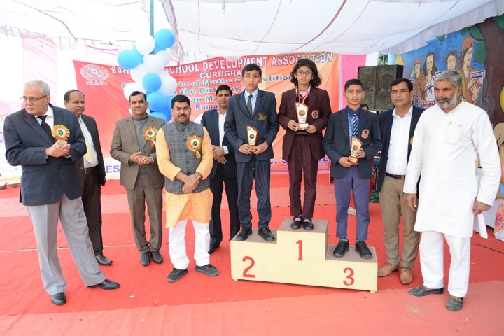 Chaudhary Chainsukh Senior Secondary School-Awards