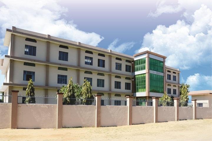 Chaudhary Chainsukh Senior Secondary School-Building