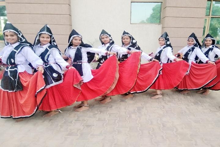 Chaudhary Chainsukh Senior Secondary School-Haryana day celebration