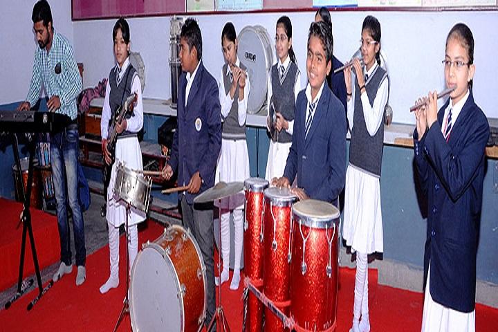 Children Memorial Dav Public School-Music-Class