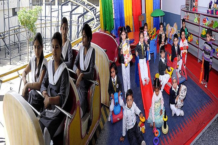 Children Memorial Dav Public School-Picnic