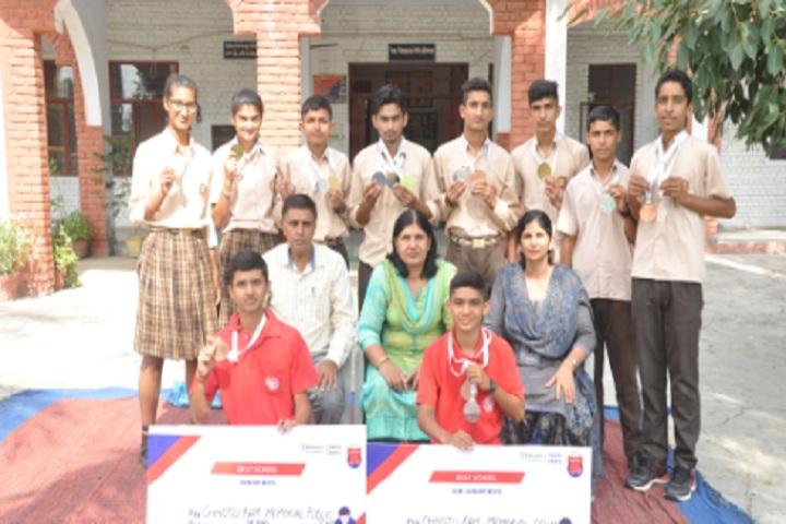 Chottu Ram Memorial Public School-Achievements