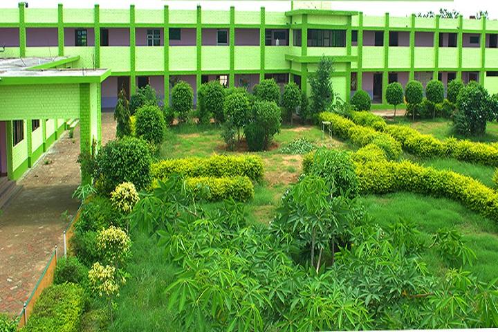 City Senior Secondary School-Campus