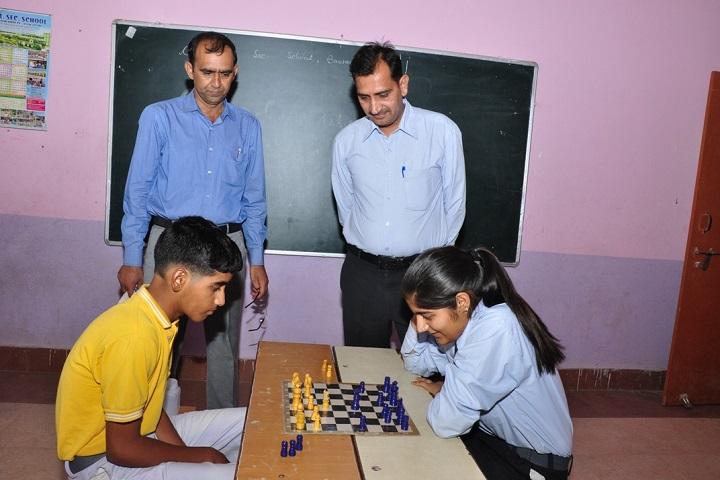 City Senior Secondary School-Indoor-Games