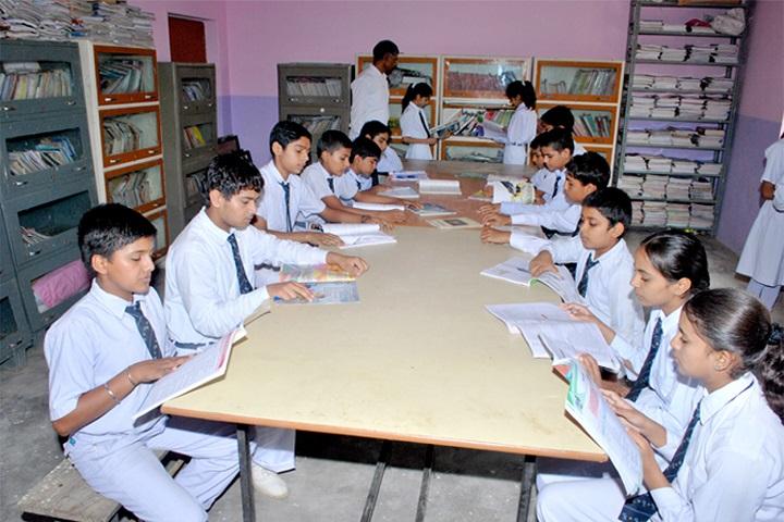 City Senior Secondary School-Library