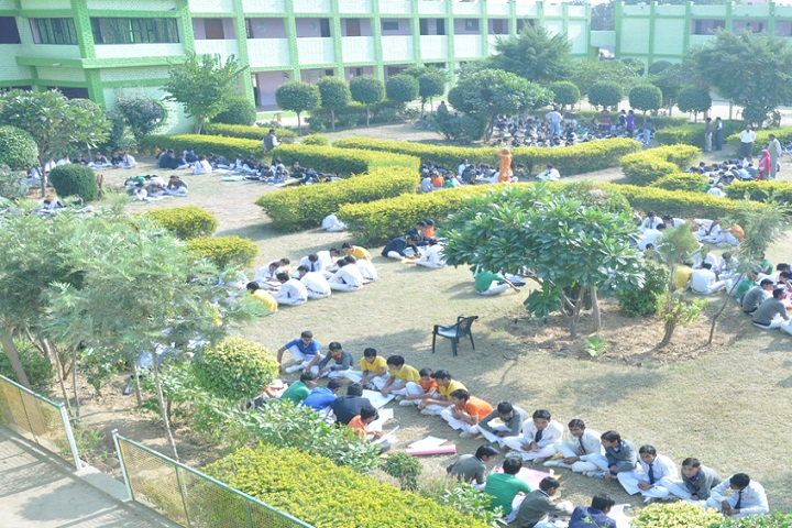 City Senior Secondary School-School-Area