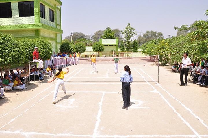 City Senior Secondary School-Sports