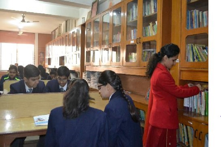 Colonel s Central Academy-Library