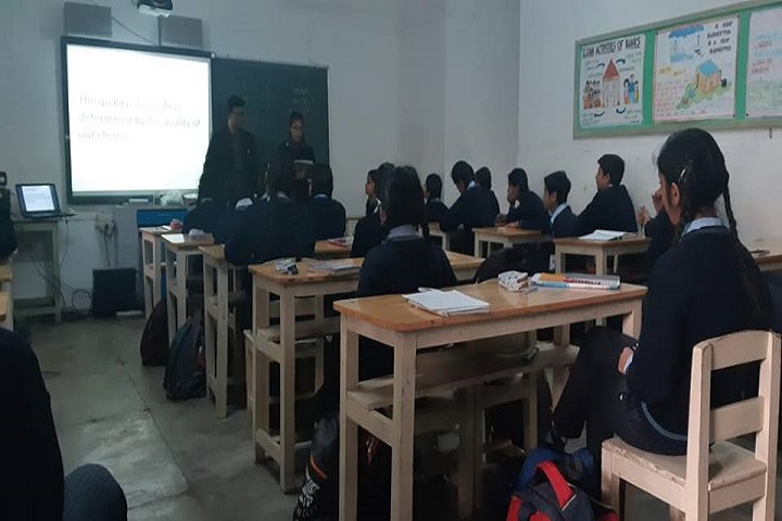 Convent Of Sacred Heart-Smart-Class