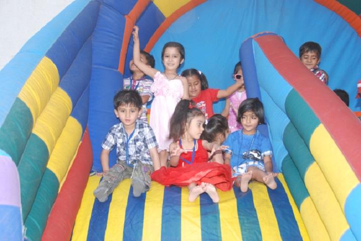 D A V Public School-Kids-play