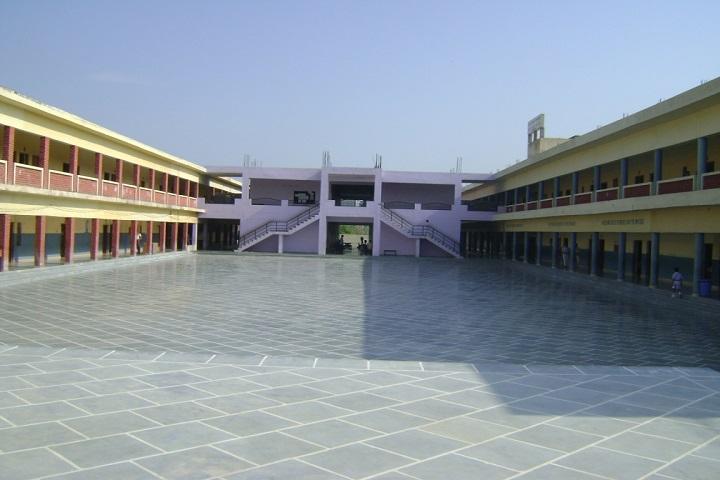D A V Centenary Public School-School-Building-Inside