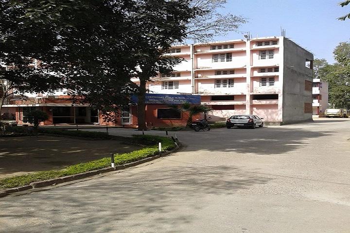 D A V Centenary Public School-Campus