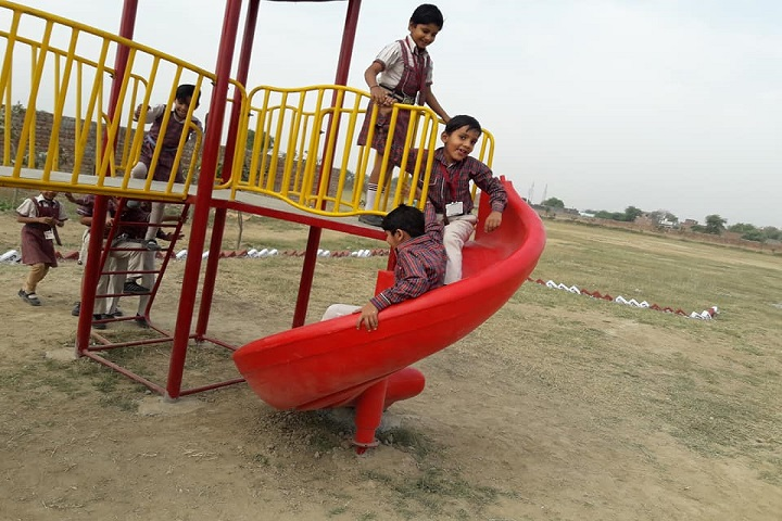 DAV Centenary Public School-Kids-Play-Area