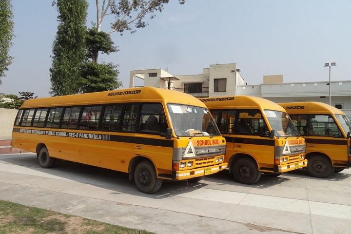 D A V English Medium Model Senior Secondary School-Transport